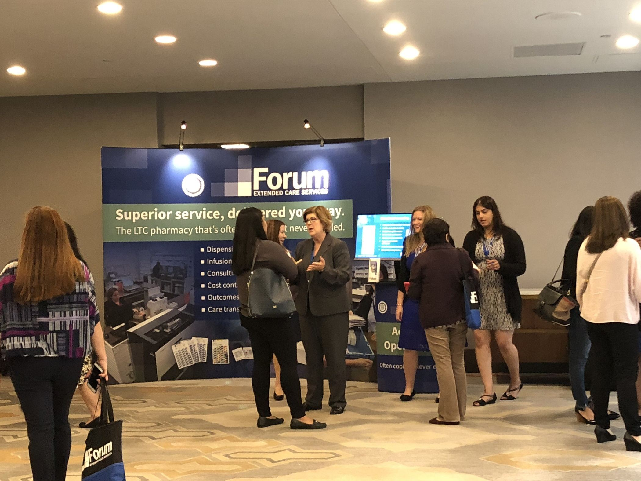 2018 Forum on Post-Acute & LTC 2