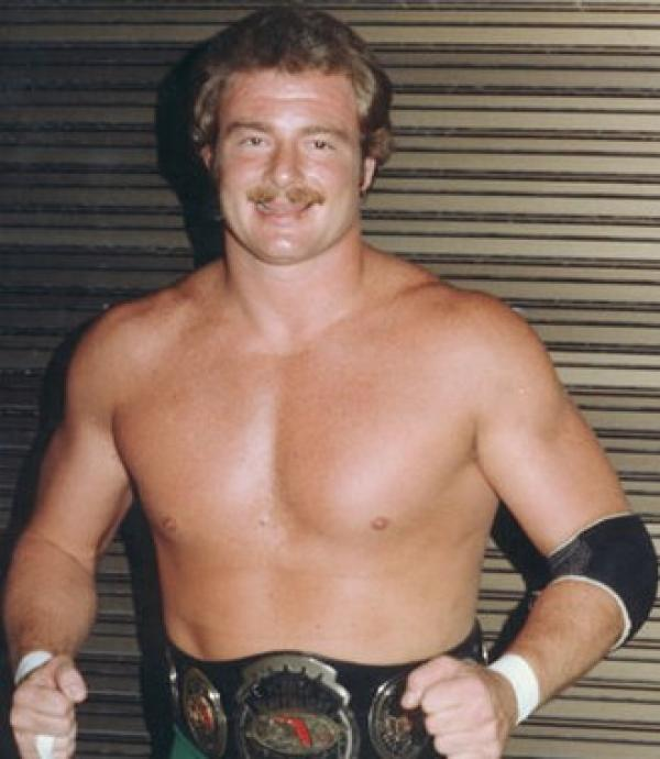 B Brian Blair - incredibly talented professional wrestler