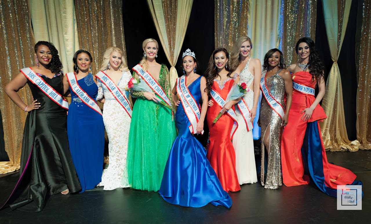 Contestants from DC, VA and MD can compete in Mrs. DC America