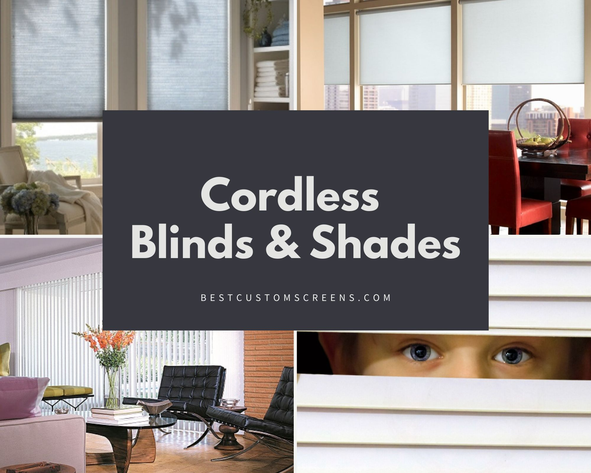 Cordless Blinds And Shades Photos Titled