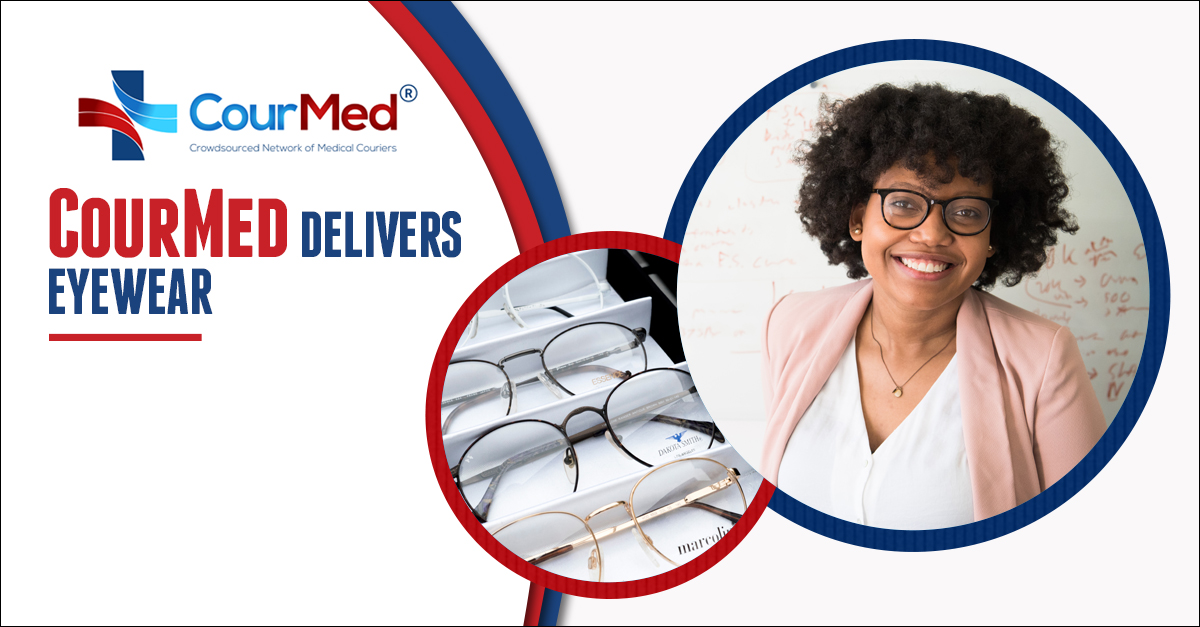 CourMed Delivers EyeWear