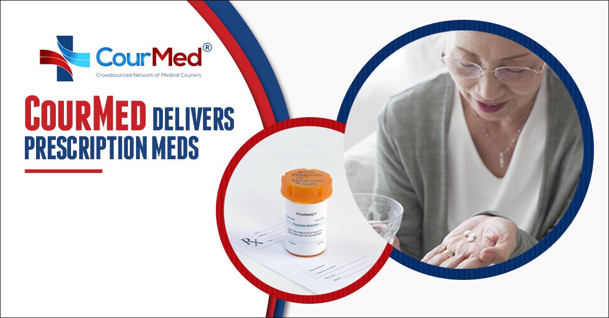 CourMed Delivers Prescription Meds