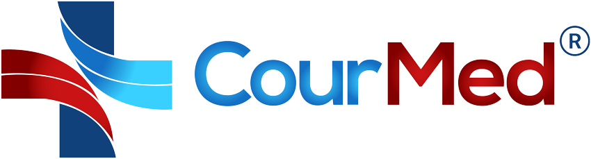 CourMed Logo