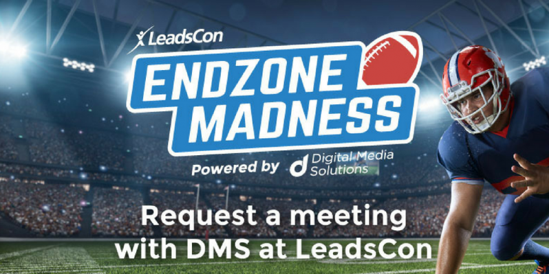 EndZone Madness, courtesy of Digital Media Solutions
