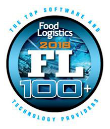 Food Logistics' FL100+ Top Software and Technology Provider