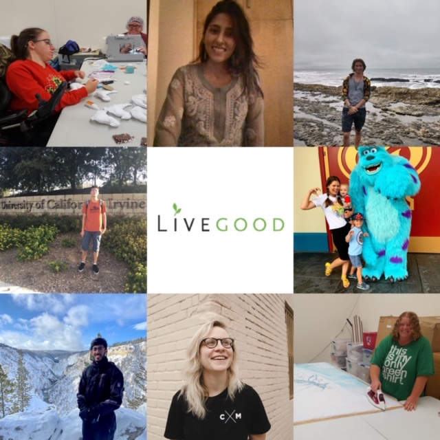 Live Good Inc Team 2020