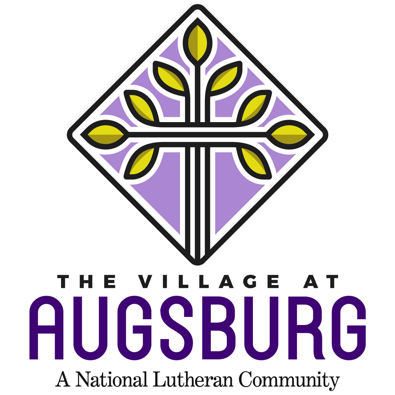 New Logo for The Village at Augsburg