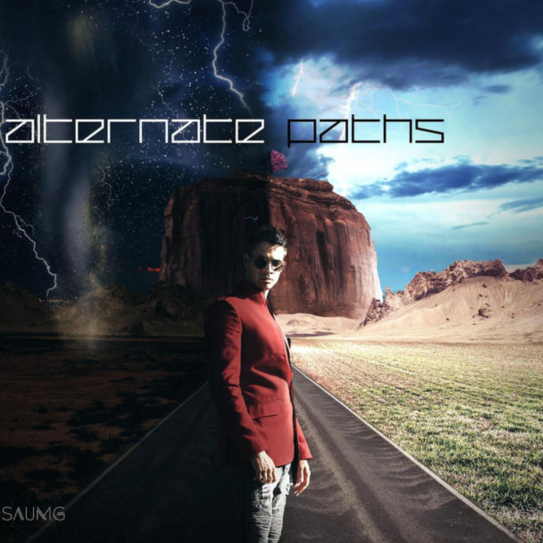 "New Music album ""Alternate Paths"""