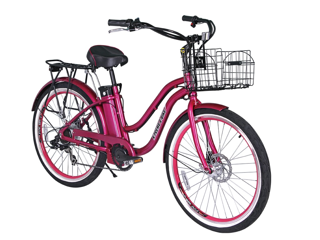 Pink X-Treme Malibu Beach Cruiser