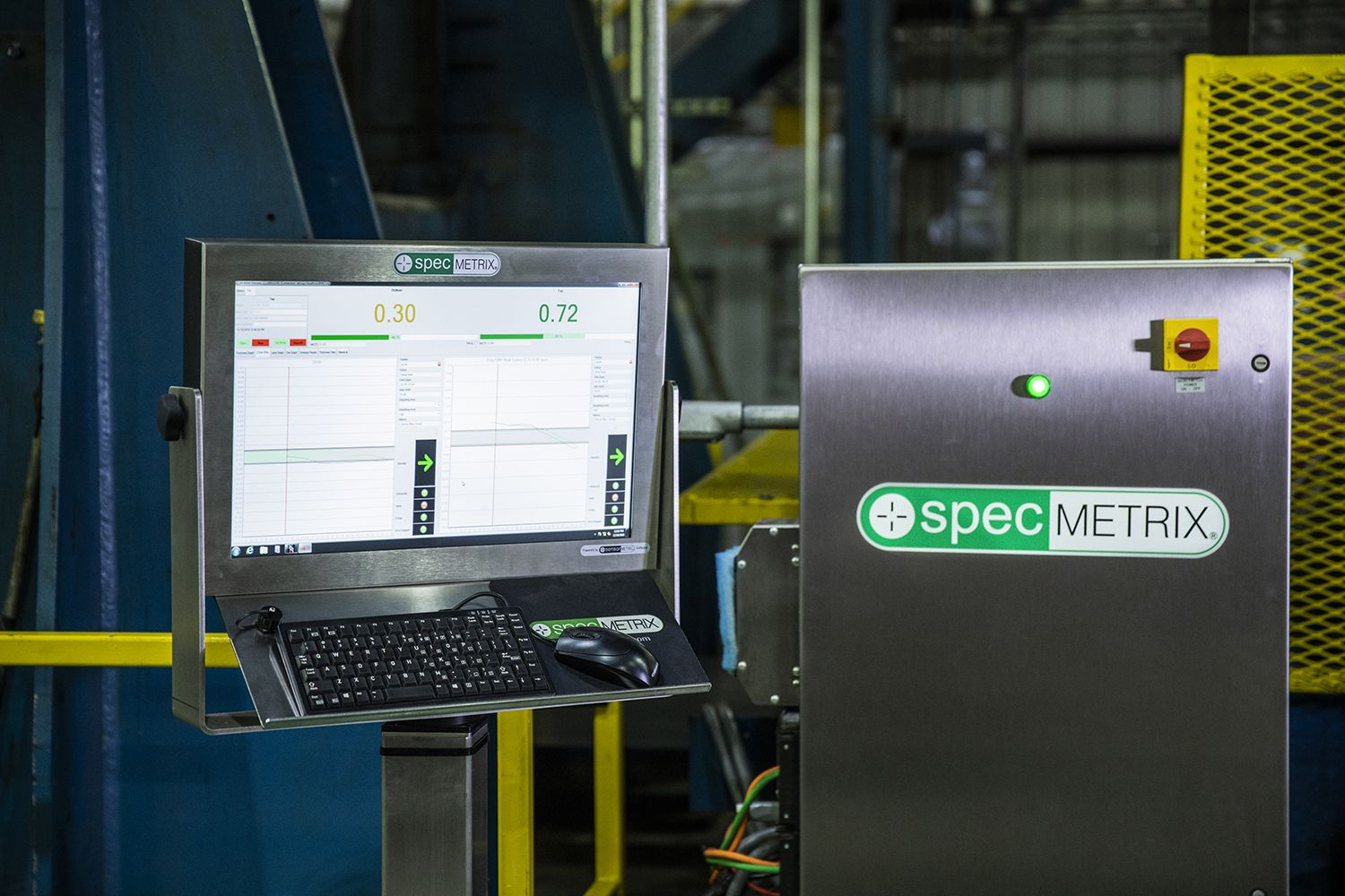 SpecMetrix Provides Unprecedented Coating Data