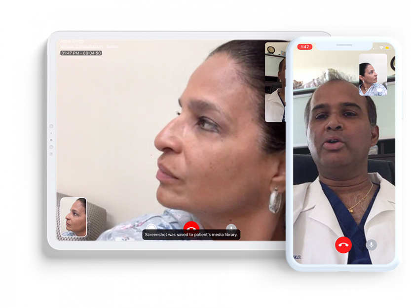 Telehealth reimagined for aesthetics