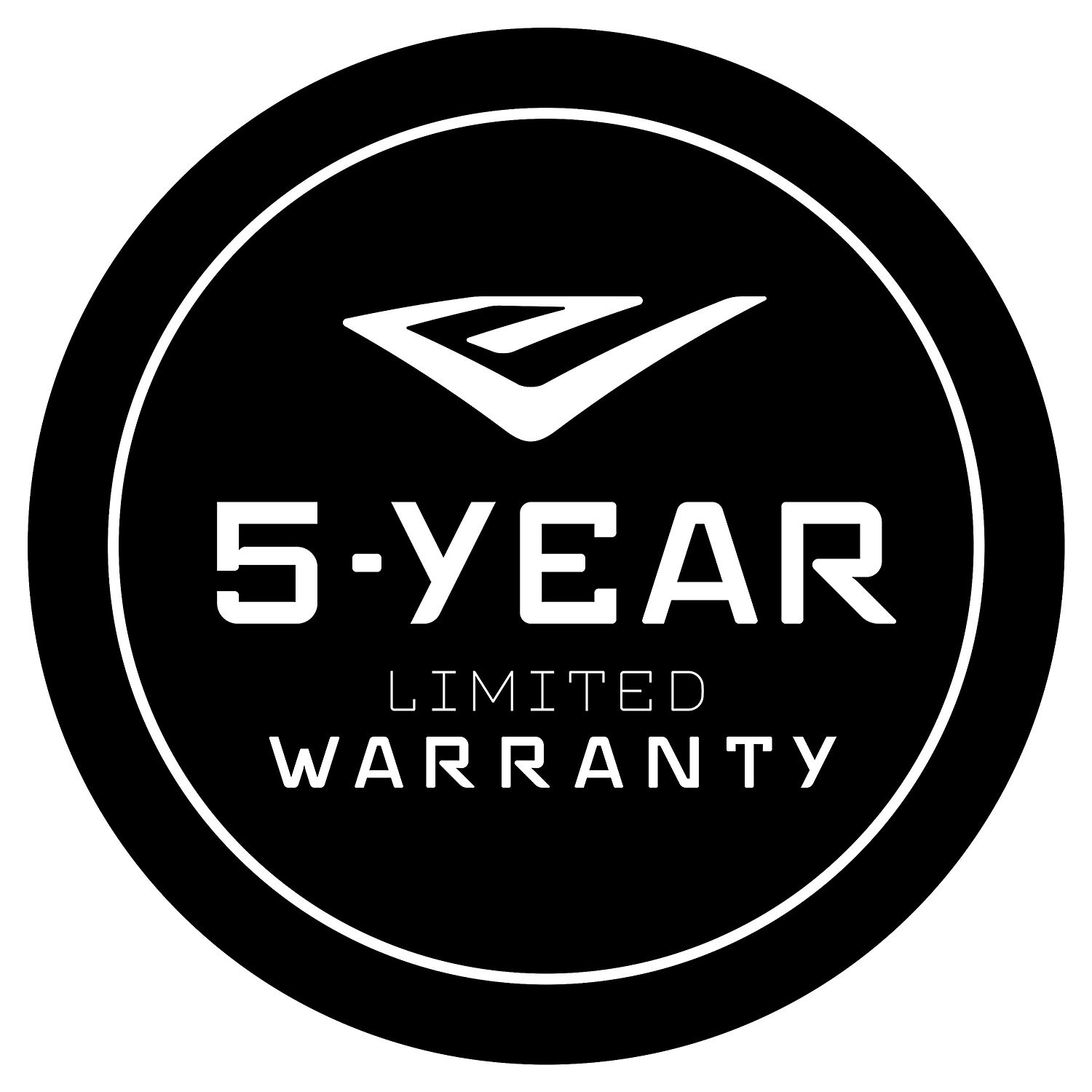 The Earthquake 5-year warranty gives retailers a competitive advantage