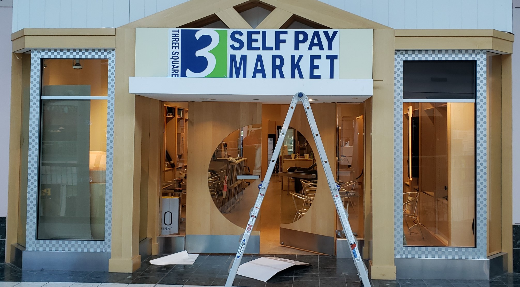 The newest 32M Self Pay Market getting set to open in Ohio on April 4, 2019.