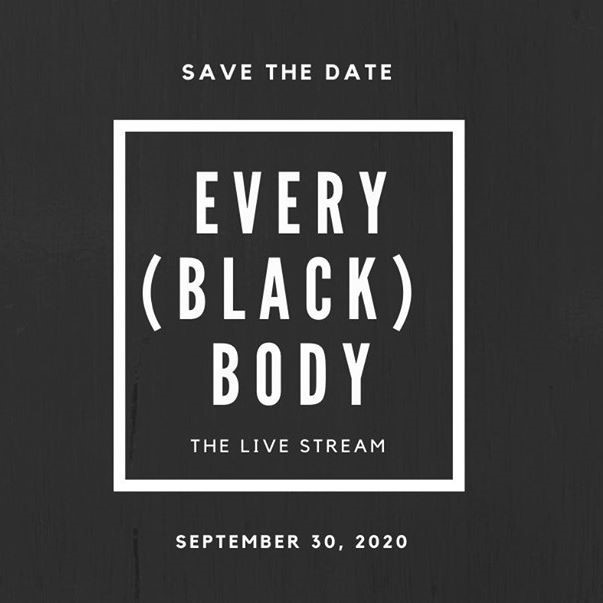 UWR's Every(Black)Body Live Chat Series